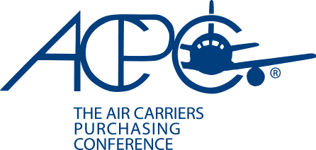 The Air Carriers Purchasing Conference logo